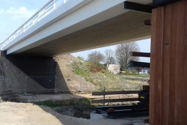 Onderkant dek conserveren beton
