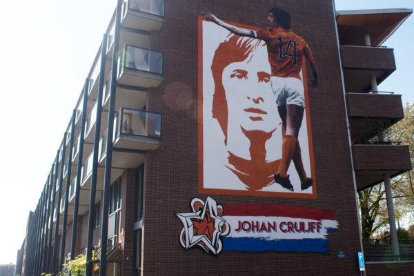Muurschildering beschermen tegen graffiti