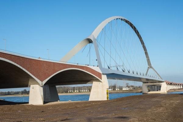 Onderhoud stadsbrug