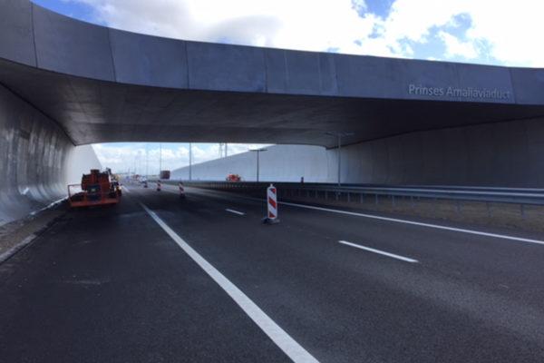 Viaduct onderhouden