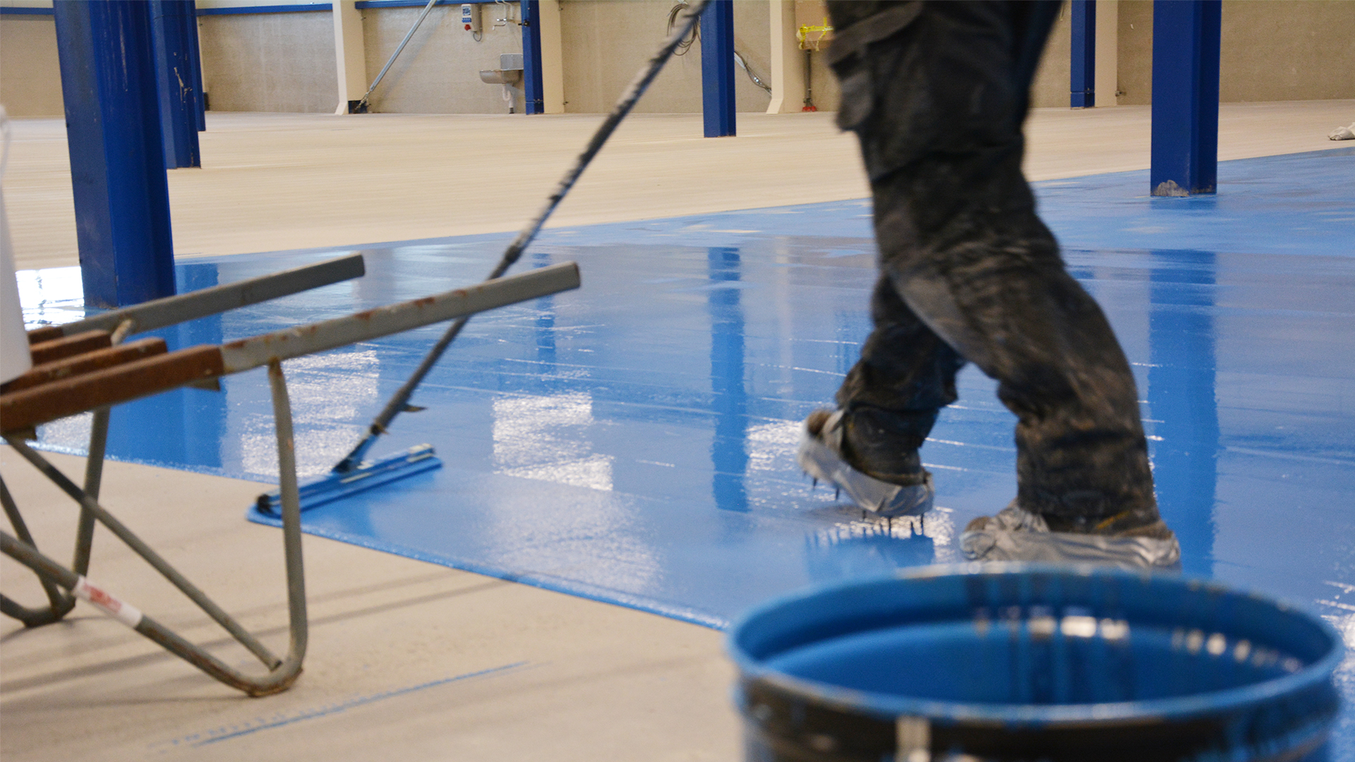 epoxy coating aanbrengen