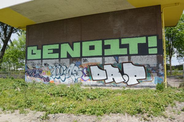professioneel graffiti verwijdering