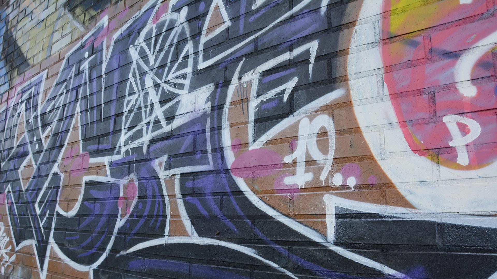 graffiti verwijderen metselwerk